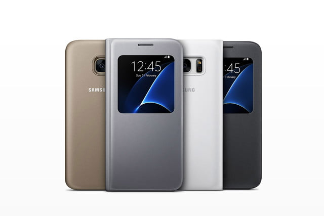 samsung s7 s view case review