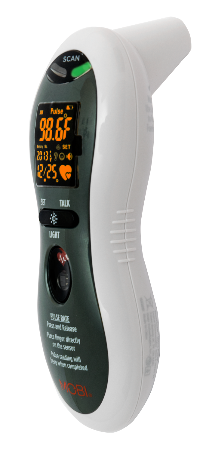 mobi ear forehead thermometer reviews