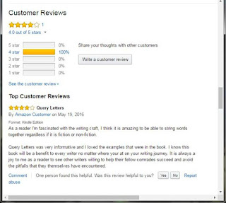 how to write a book review on goodreads