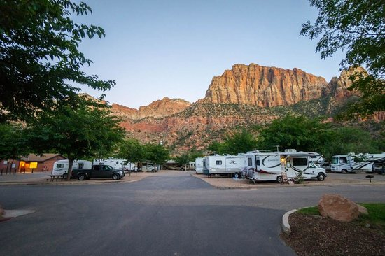 zion canyon campground and rv park reviews