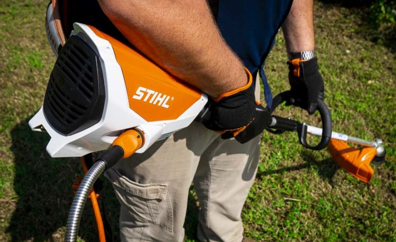 stihl electric weed trimmer reviews
