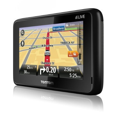 tomtom go 5 gps 2535 review