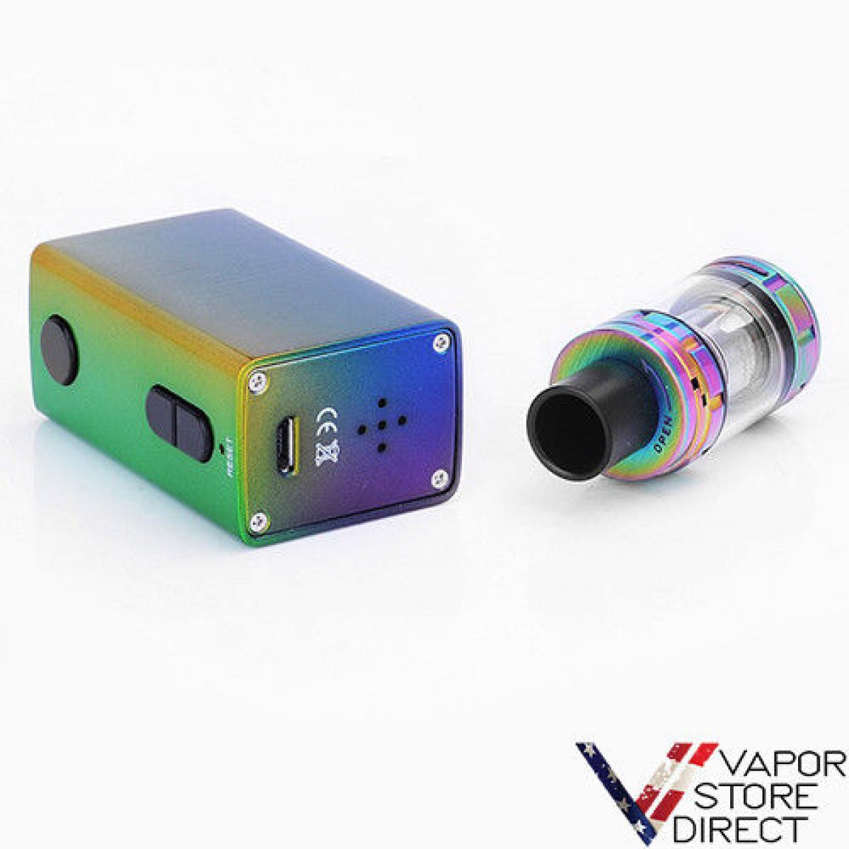 tfv8 baby beast tank review