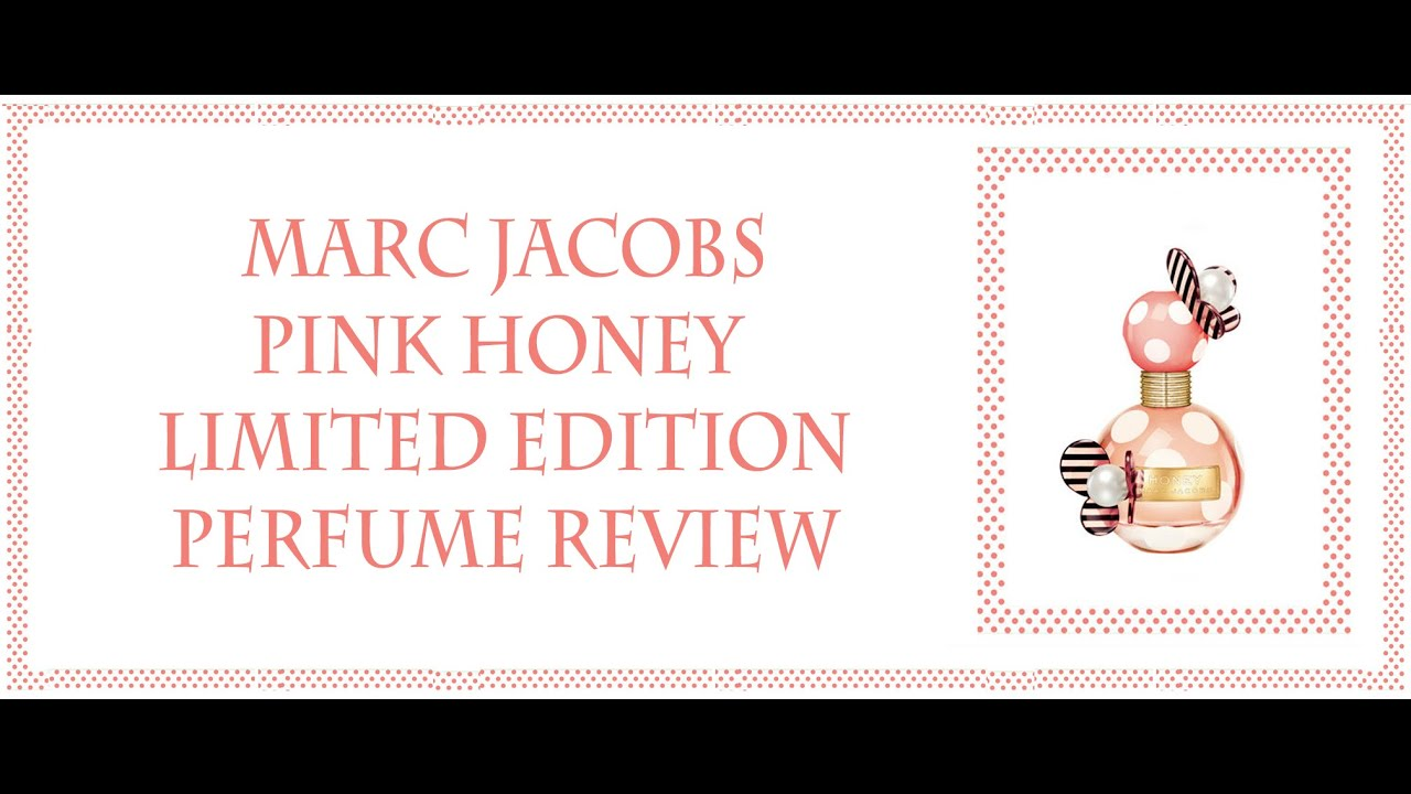 marc jacobs honey perfume review