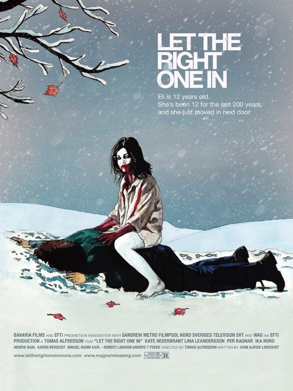 let the right one in movie review