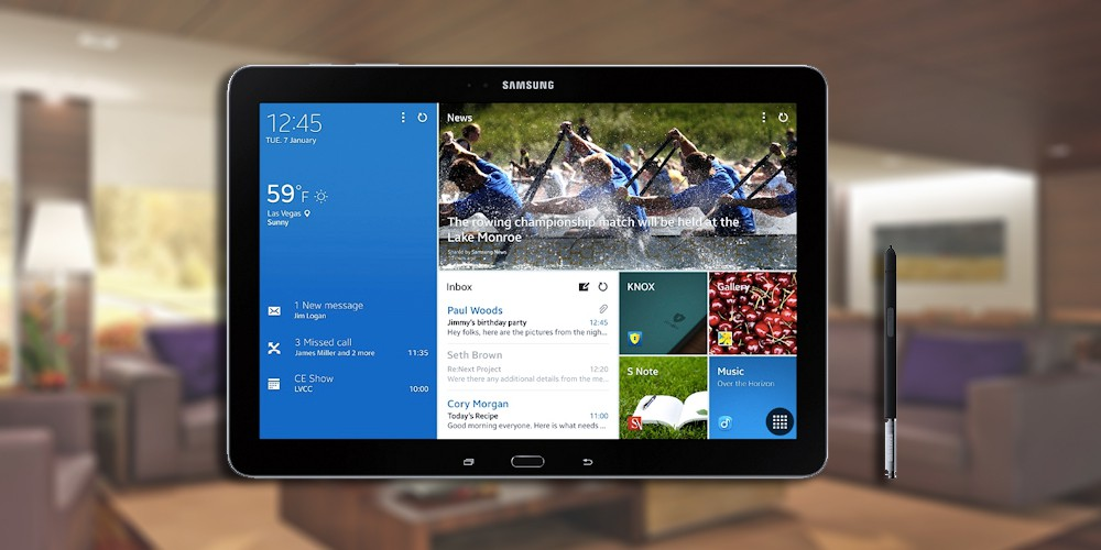 samsung galaxy tab note pro 12.2 review
