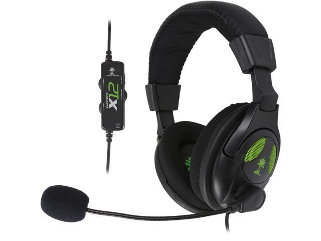 turtle beach x12 gaming headset review