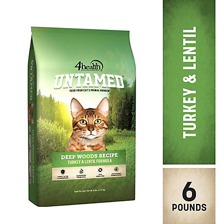 tractor supply 4health cat food reviews