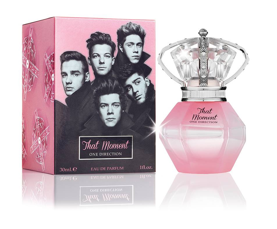 one direction that moment perfume review
