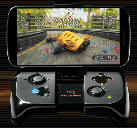 moga mobile gaming system for android 2.3 review