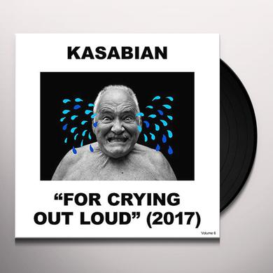 kasabian crying out loud review