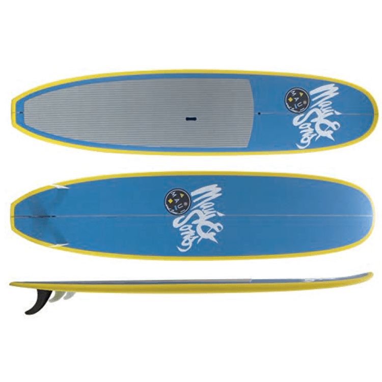 maui and sons longboard review