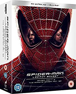 spider man legacy 4k review