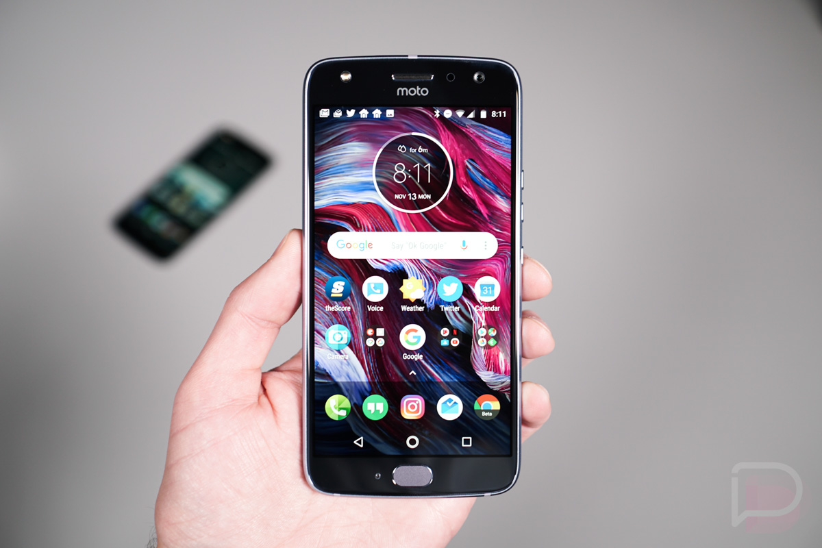 moto x4 android one review