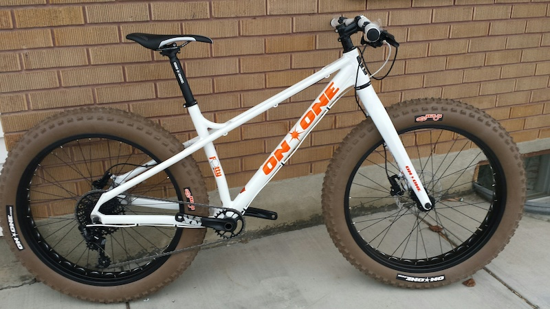 on one carbon fork review