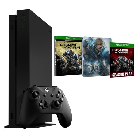 xbox one gears of war 4 bundle review