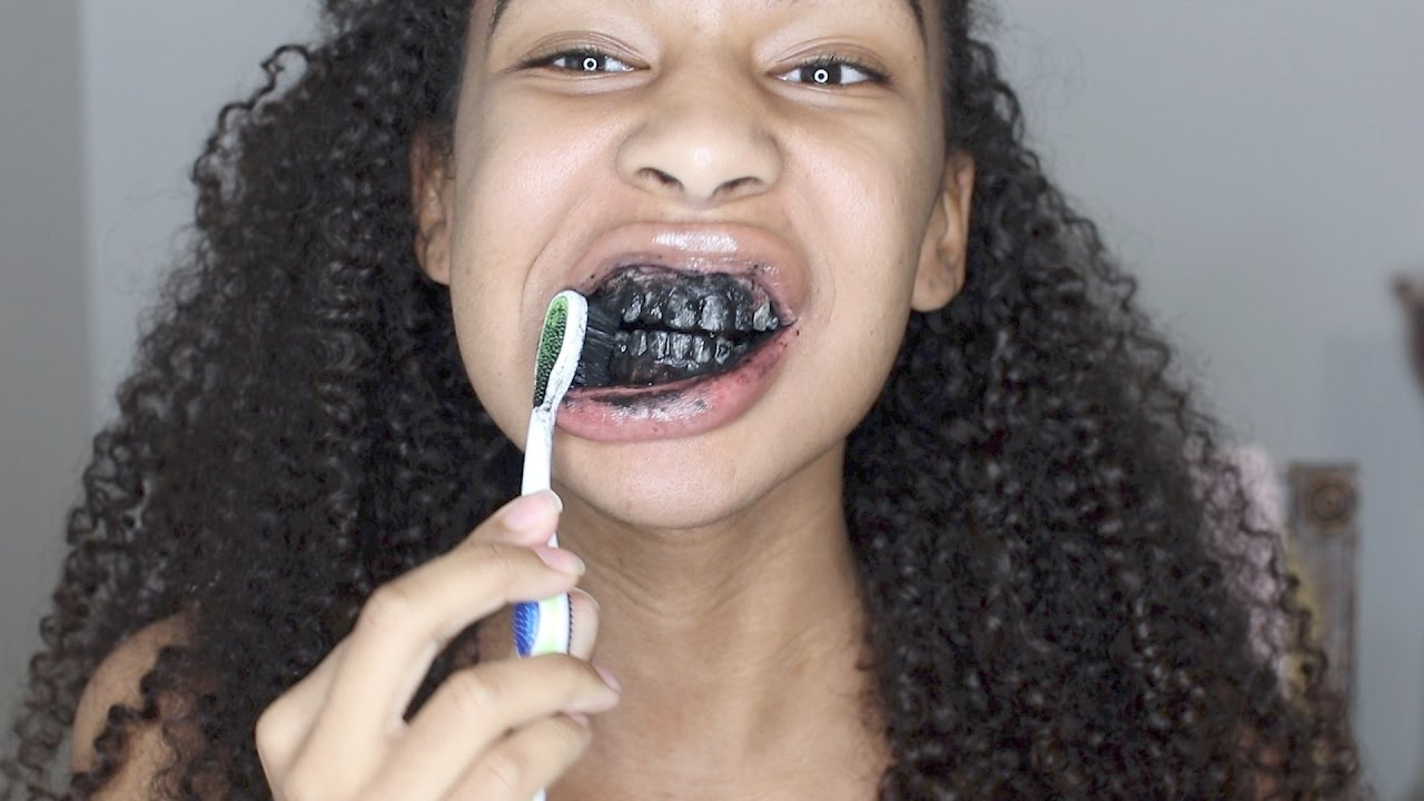mr blanc charcoal toothpaste review