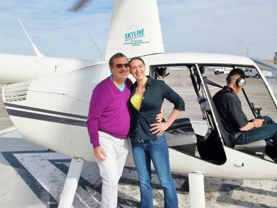 skyline helicopter tours las vegas review