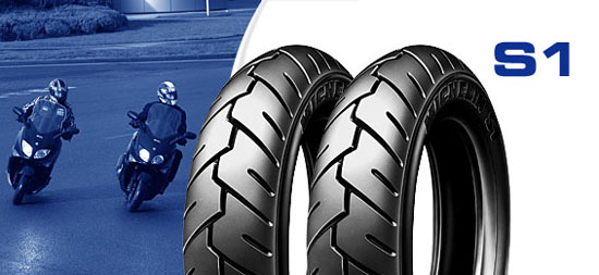 michelin s1 scooter tyre review