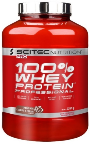 scitec nutrition 100 whey protein review