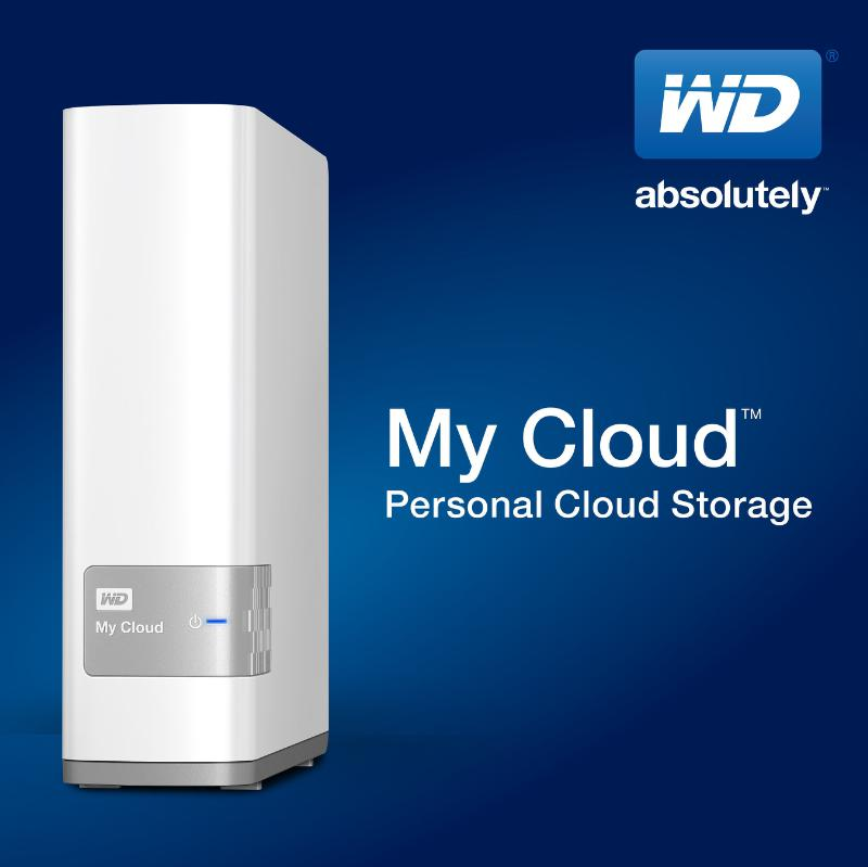 wd my cloud review 2015