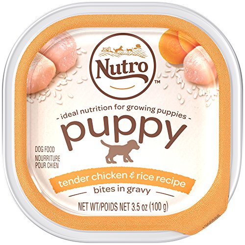 nutro wet puppy food review