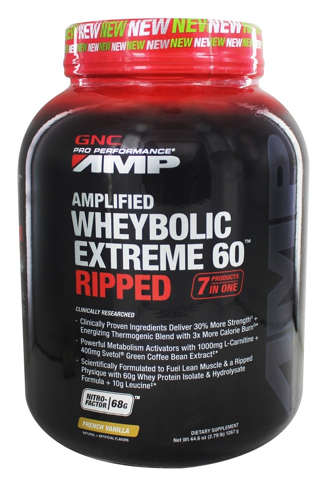 gnc amplified wheybolic extreme 60 review