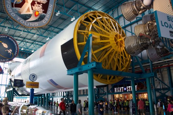 kennedy space center tours reviews