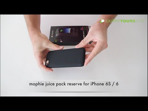 mophie juice pack iphone 6 review