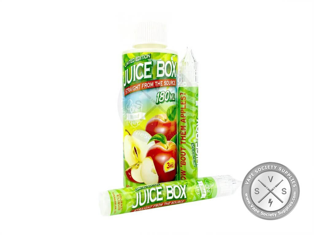 one mad hit juice box review