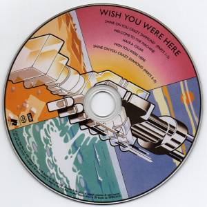 pink floyd wish you were here sacd review