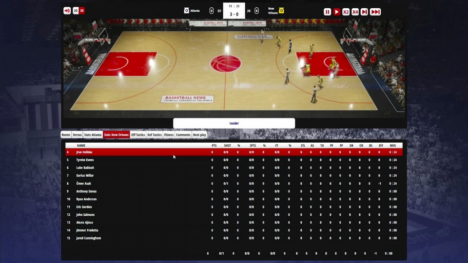 pro basketball manager 2017 review