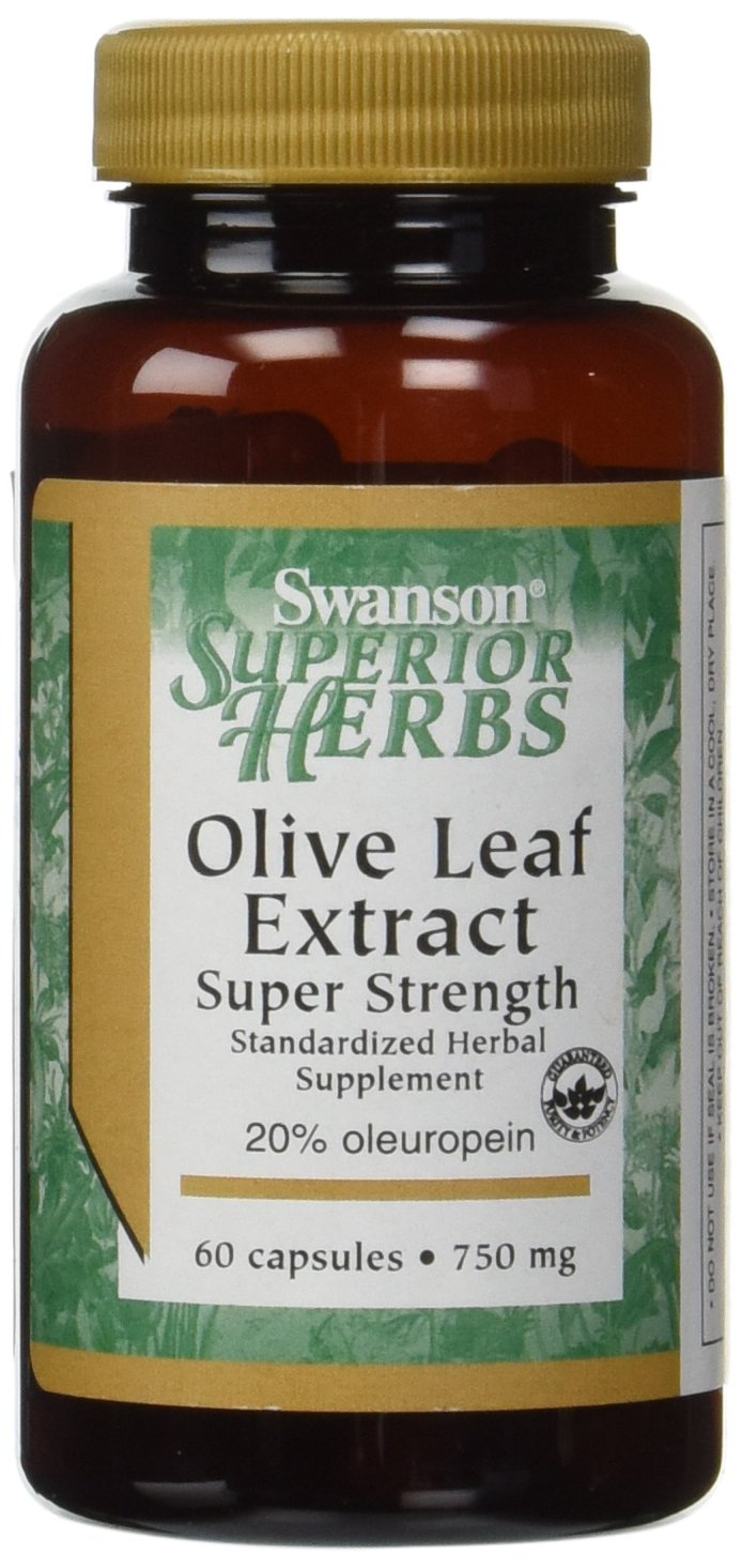 swanson olive leaf extract reviews