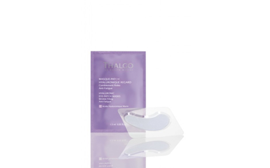 thalgo hyaluronic eye patch mask review