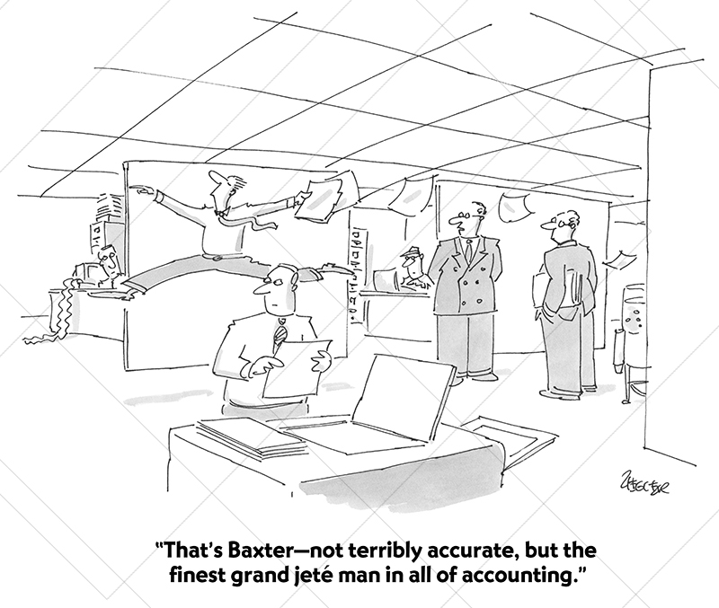 the accountant review new yorker