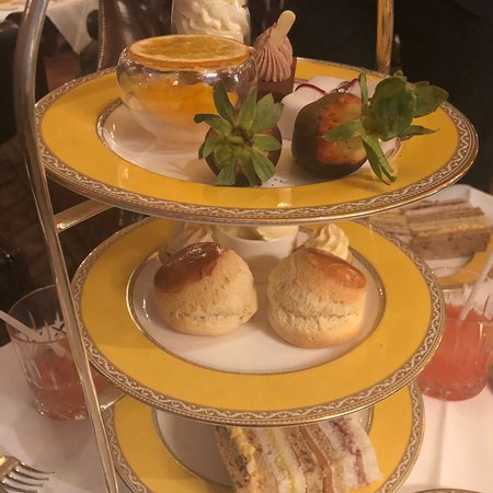 the goring dining room review