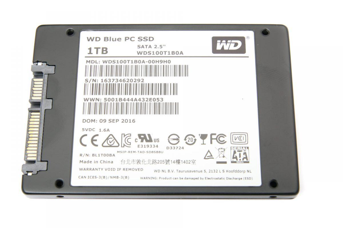 wd blue ssd 250gb review